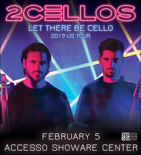 Accesso showare center 2cellos let there be cello vip packages m4hsunfo