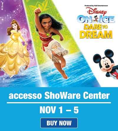 Tickets disney on ice 2018 dare to dream accesso showare center accesso showare center kent wa buy tickets now m4hsunfo