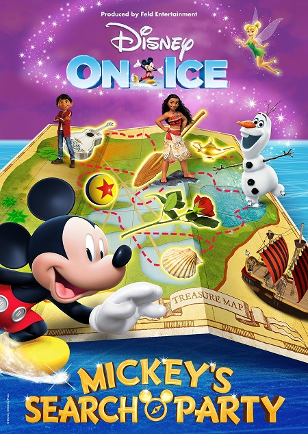 Disney on Ice 2019: Mickey's Search Party