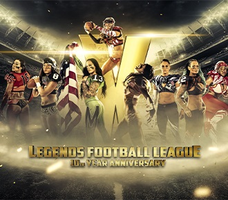 SEATTLE MIST of the Legends Football League 2019