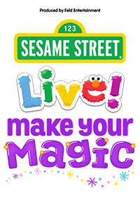 Tickets | SESAME STREET LIVE!: Elmo & Friends Meet & Greet! / Sesame Street  Live!: Make Your Magic PRESHOW EXPERIENCE at accesso ShoWare Center, Kent,