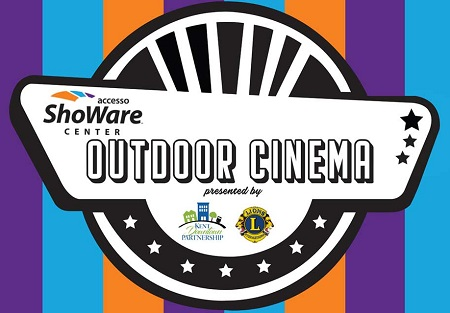 accesso ShoWare Center Outdoor Cinema July 29 - August 1